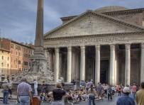 Sterk Romeins beton
