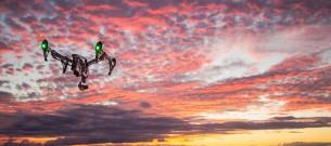 Drones: met chemie de lucht in
