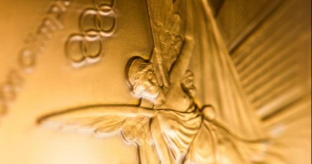 De waarde van de gouden plak