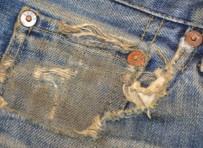 Stokoud 'jeansblauw'
